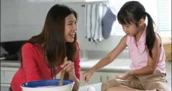 Bí quyết để con giúp bố mẹ dọn nhà đón Tết (P1)