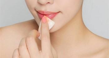 Những vấn đề cần lưu ý khi chọn son môi giành cho người mang bầu
