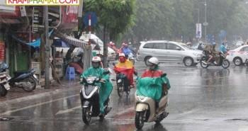 Bắc Bộ giảm nhiệt sâu, mưa rải rác