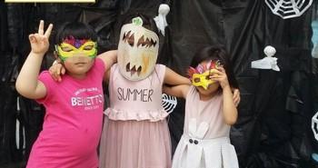 Cách giúp trẻ vượt qua nỗi sợ ma sau lễ hội Halloween