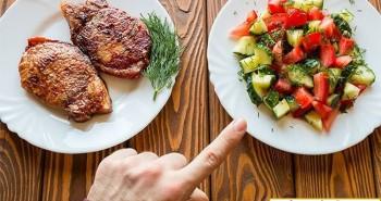 Người ăn chay khỏe mạnh hơn người ăn thịt?